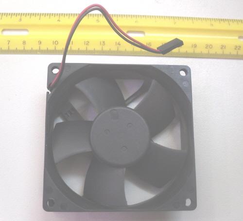 Fan Computer 80 80 25 Mm 3 62 3 62 1 Quot Inch 24 Vdc
