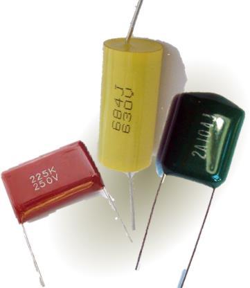 Tracon Polyester Film Capacitors 47uf Microfarad 100v